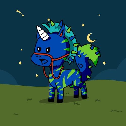 Best friend of skillit who designs amazing unicorns.